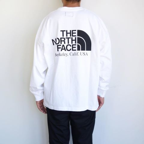THE NORTH FACE PURPLE LABEL : ROL 7oz L/S Graphic Tee_a0234452_12272802.jpg