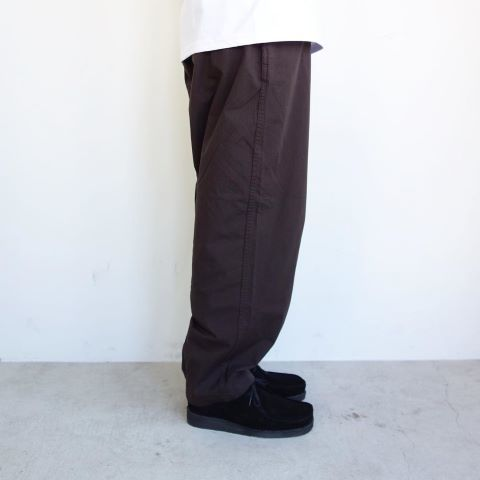 THE NORTH FACE PURPLE LABEL : Ripstop Shirred Waist Pants_a0234452_12360272.jpg