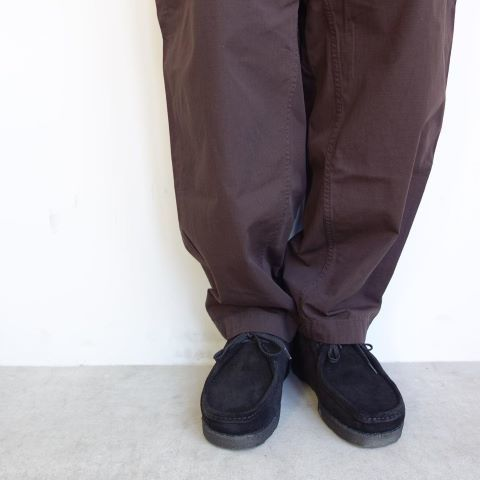 THE NORTH FACE PURPLE LABEL : Ripstop Shirred Waist Pants_a0234452_12360682.jpg