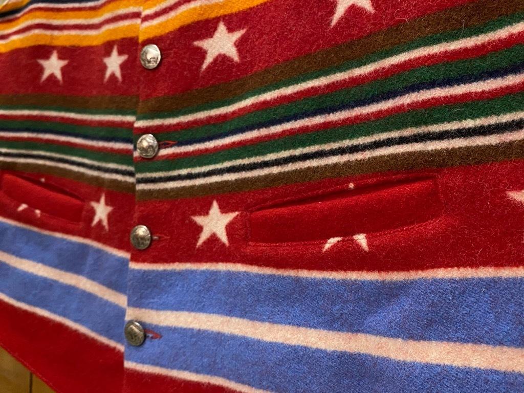 9月12日(土)大阪店冬物スーペリア入荷!!#3 Pendleton編!!BlanketJKT,BlanketVest&WoolShirt!!_c0078587_12581110.jpg