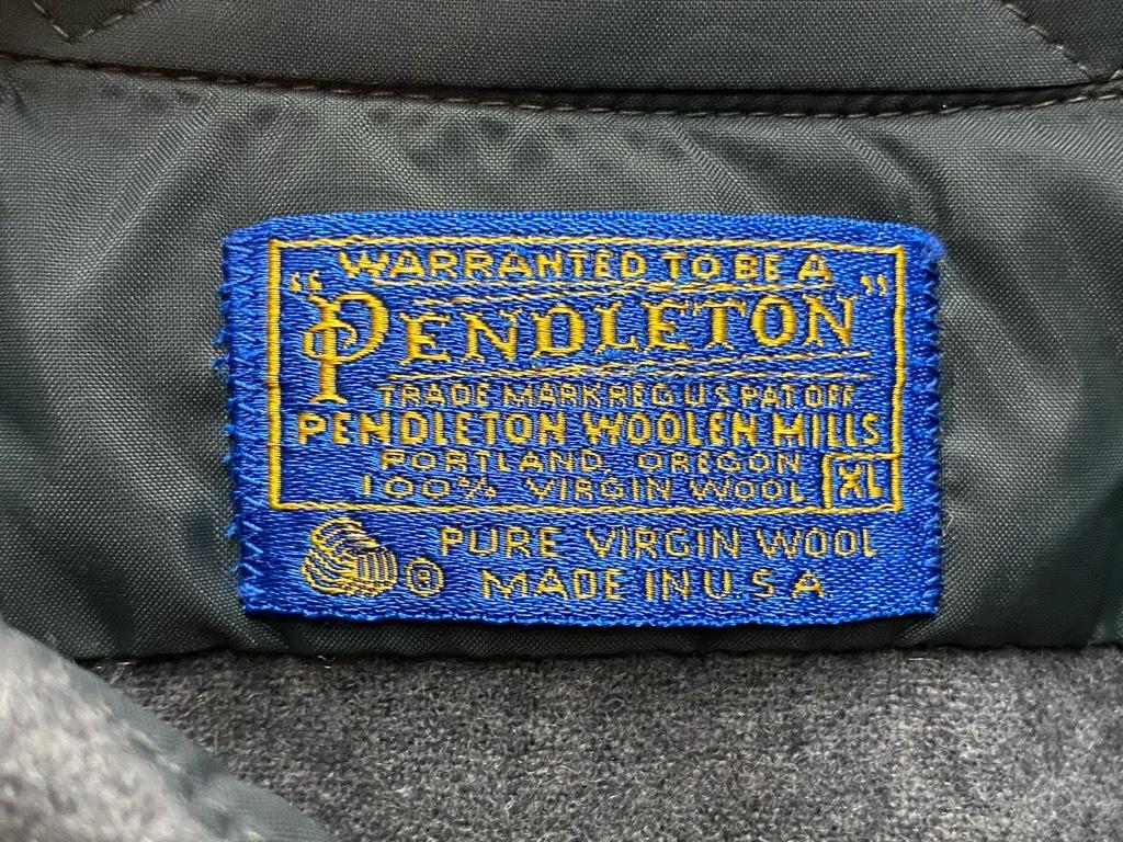 9月12日(土)大阪店冬物スーペリア入荷!!#3 Pendleton編!!BlanketJKT,BlanketVest&WoolShirt!!_c0078587_13035033.jpg
