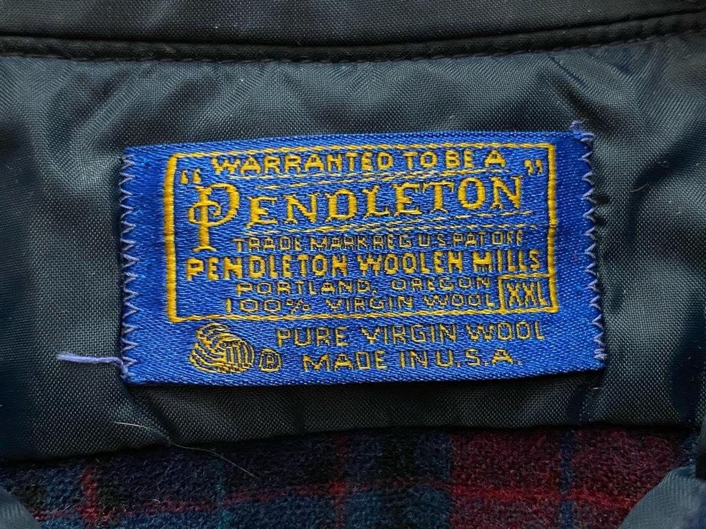 9月12日(土)大阪店冬物スーペリア入荷!!#3 Pendleton編!!BlanketJKT,BlanketVest&WoolShirt!!_c0078587_13051440.jpg