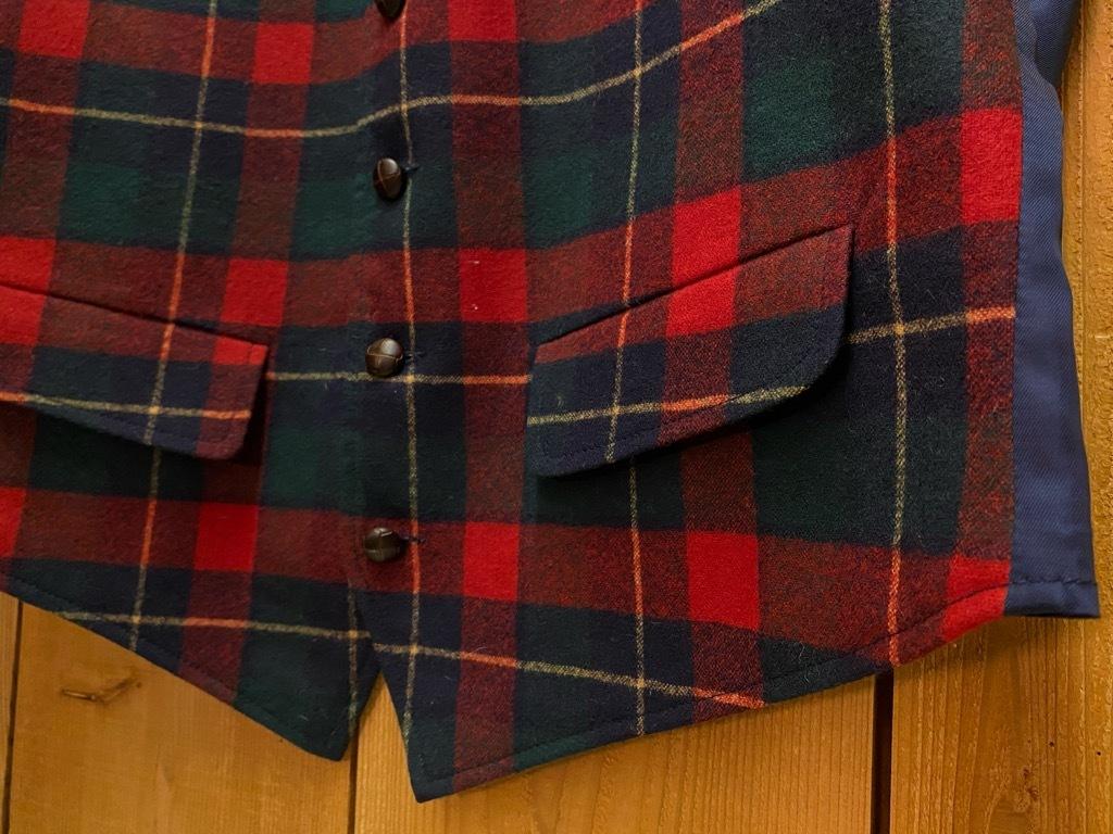 9月12日(土)大阪店冬物スーペリア入荷!!#3 Pendleton編!!BlanketJKT,BlanketVest&WoolShirt!!_c0078587_13084294.jpg