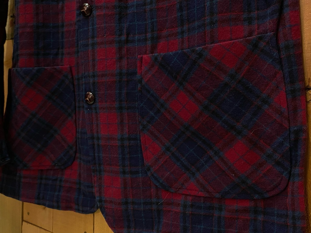 9月12日(土)大阪店冬物スーペリア入荷!!#3 Pendleton編!!BlanketJKT,BlanketVest&WoolShirt!!_c0078587_13092128.jpg