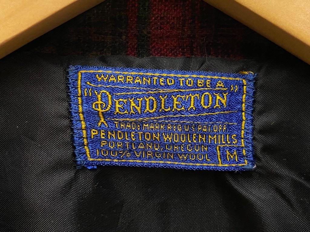 9月12日(土)大阪店冬物スーペリア入荷!!#3 Pendleton編!!BlanketJKT,BlanketVest&WoolShirt!!_c0078587_13093102.jpg