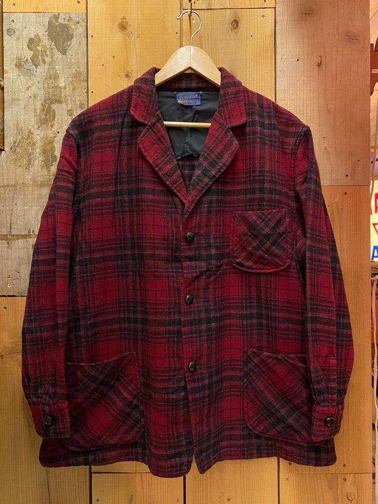 9月12日(土)大阪店冬物スーペリア入荷!!#3 Pendleton編!!BlanketJKT,BlanketVest&WoolShirt!!_c0078587_13094436.jpg