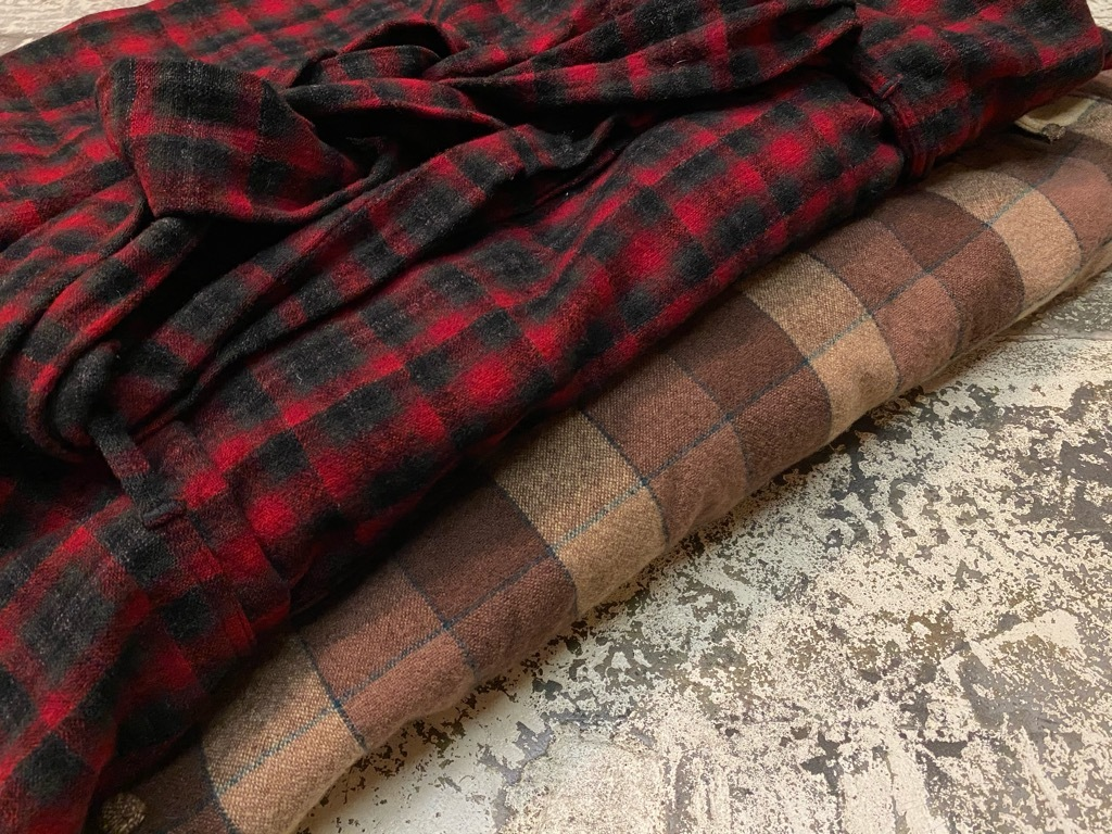9月12日(土)大阪店冬物スーペリア入荷!!#3 Pendleton編!!BlanketJKT,BlanketVest&WoolShirt!!_c0078587_13130710.jpg