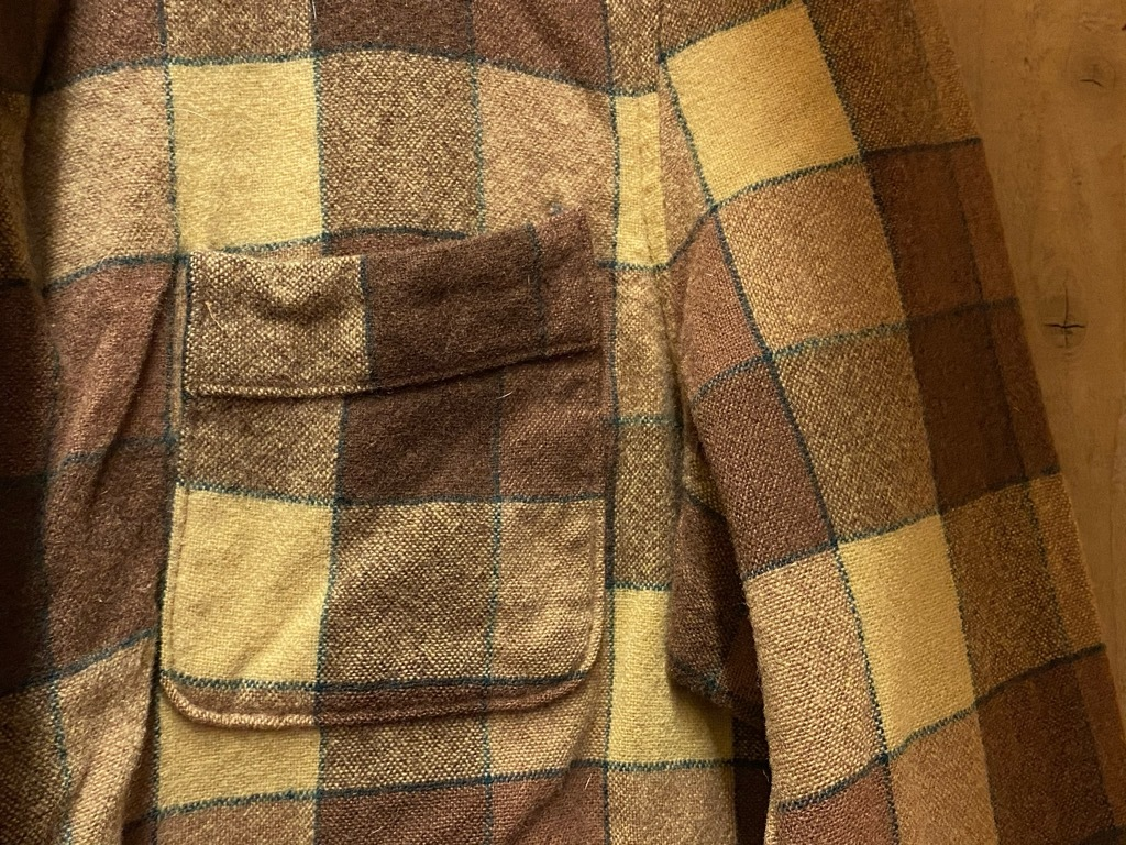 9月12日(土)大阪店冬物スーペリア入荷!!#3 Pendleton編!!BlanketJKT,BlanketVest&WoolShirt!!_c0078587_13132921.jpg