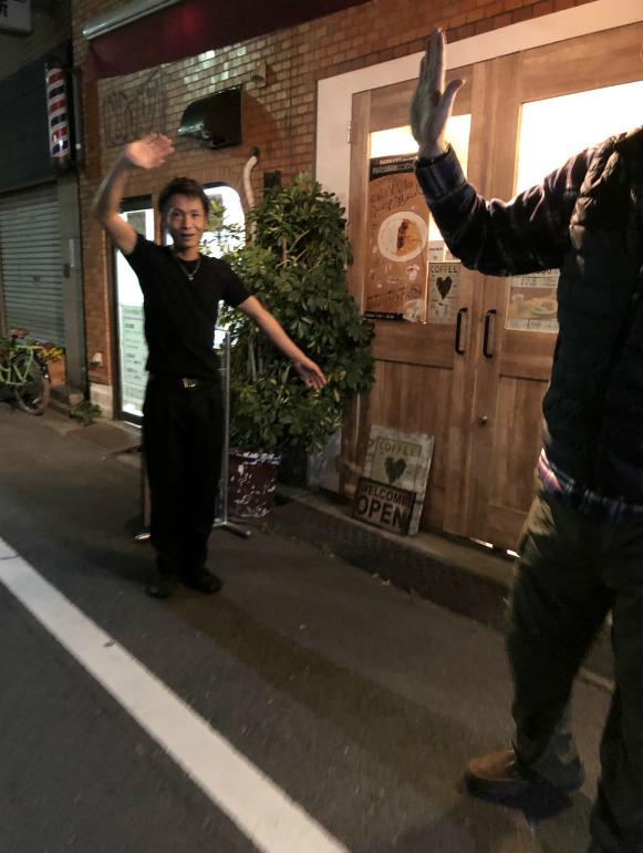 中年の日本帰郷 Vol.52  へなちょこ隊長と再会呑み @新橋のカフェバー_e0034987_04171311.jpg