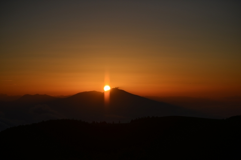 日の出&サンピラー_c0067690_15044647.jpg