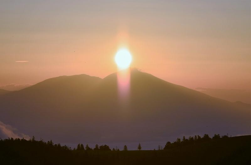 日の出&サンピラー_c0067690_15451329.jpg