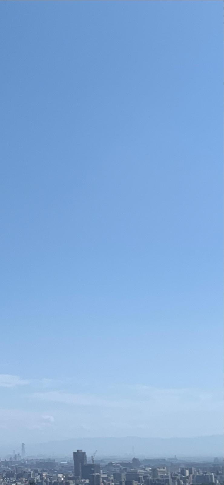 秋の空と雲の流れ_b0408892_12422847.jpg