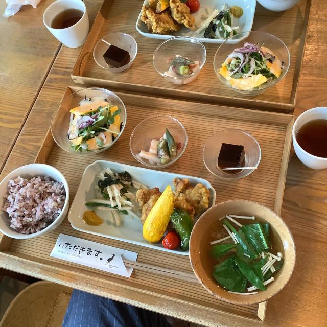 奈良の老舗カフェ「くるみの木」でランチ_a0334793_11270174.jpg
