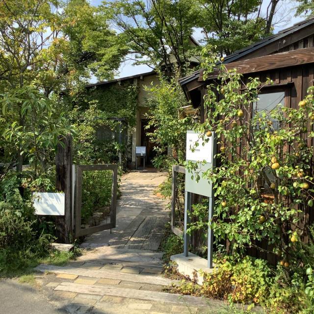 奈良の老舗カフェ「くるみの木」でランチ_a0334793_11271553.jpg