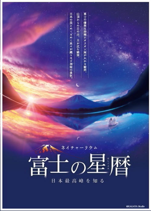 令和2年8月の富士 番外編 プラネタリウムで観る富士の映像_e0344396_18260655.jpg