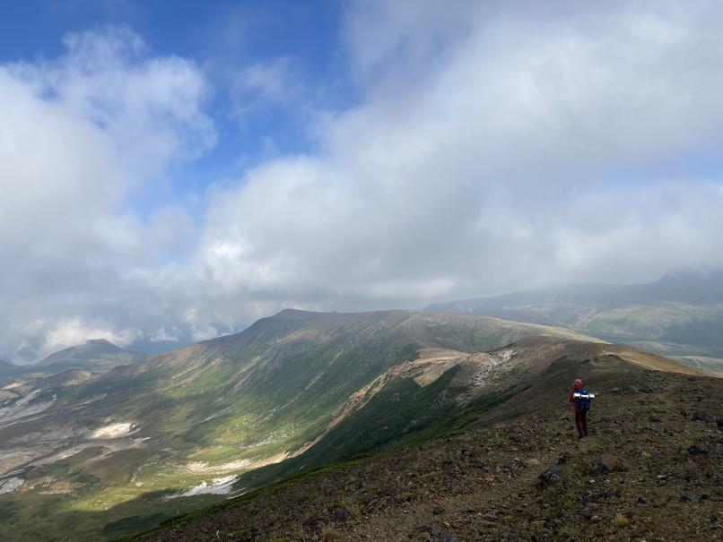 """2020年9月 『小さい秋を探して大雪山』 September 2020 \""""Beginning of the Autumn in Mt Taisetsu\""""_c0219616_11042745.jpg"""