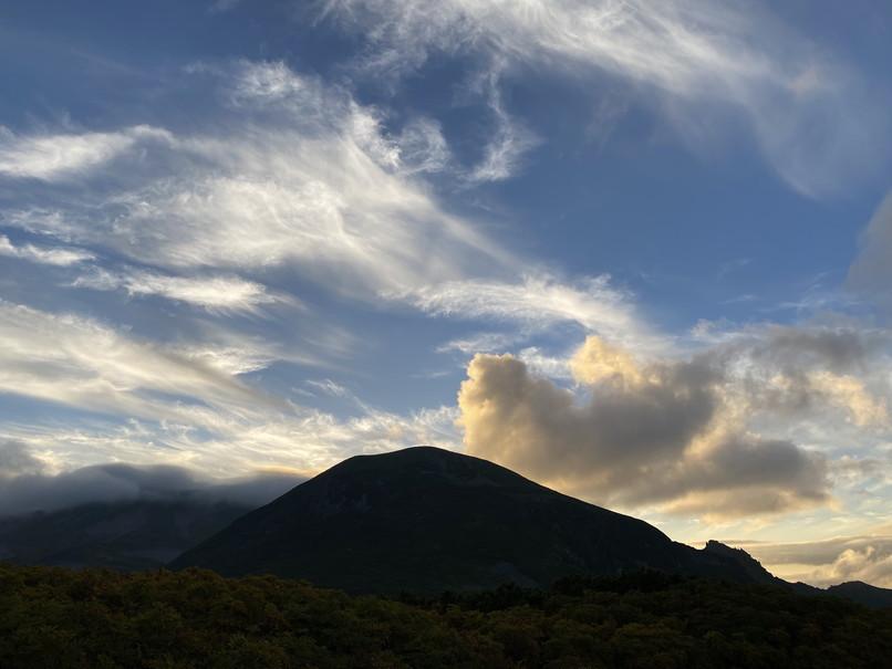 """2020年9月 『小さい秋を探して大雪山』 September 2020 \""""Beginning of the Autumn in Mt Taisetsu\""""_c0219616_11182570.jpg"""