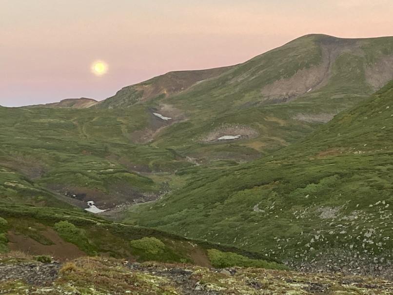 """2020年9月 『小さい秋を探して大雪山』 September 2020 \""""Beginning of the Autumn in Mt Taisetsu\""""_c0219616_11220739.jpg"""