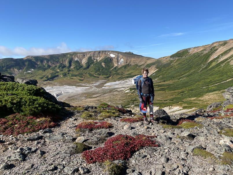"""2020年9月 『小さい秋を探して大雪山』 September 2020 \""""Beginning of the Autumn in Mt Taisetsu\""""_c0219616_11295191.jpg"""