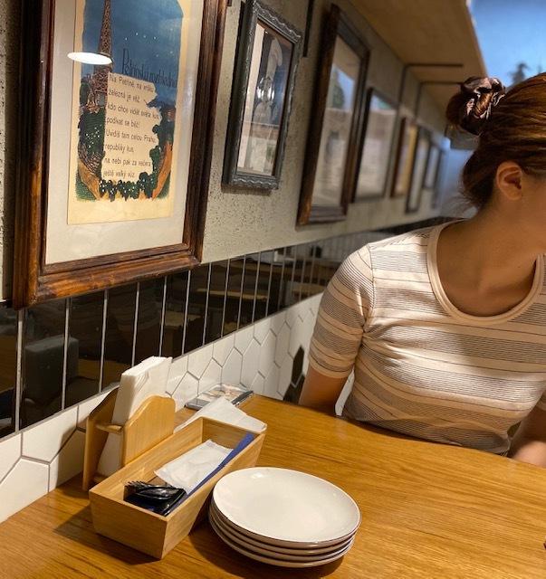 wine bar  次男夫婦と再び♪_a0165160_17291940.jpg