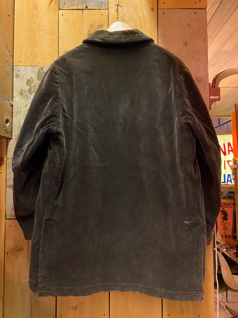 9月12日(土)大阪店冬物スーペリア入荷!!#4 ClassicOutdoor編!!GLOVERALL,MightyMac,ZERO KING&FishermanKnit!!_c0078587_18250496.jpg