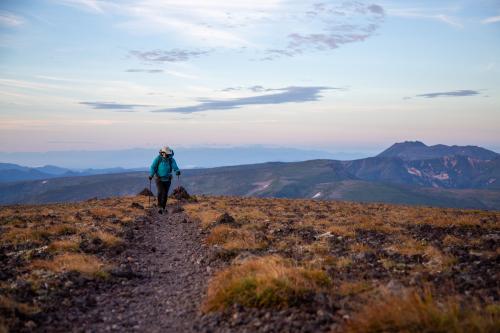 大雪高原温泉~黒岳へ縦走登山。_d0198793_10384161.jpg