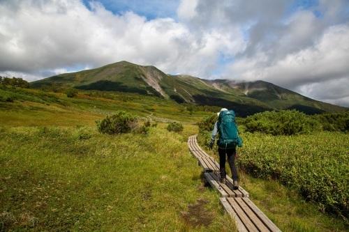 大雪高原温泉~黒岳へ縦走登山。_d0198793_10505004.jpg