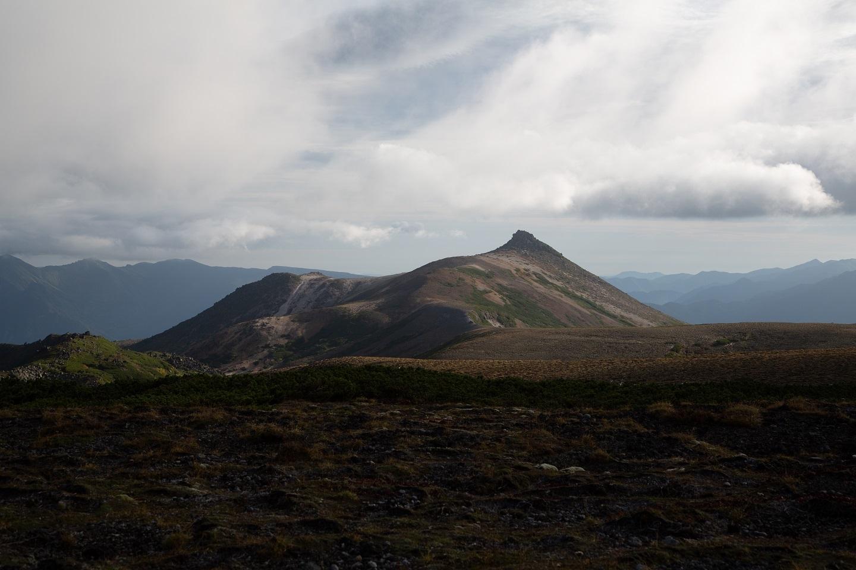 大雪高原温泉~黒岳へ縦走登山。_d0198793_12482836.jpg