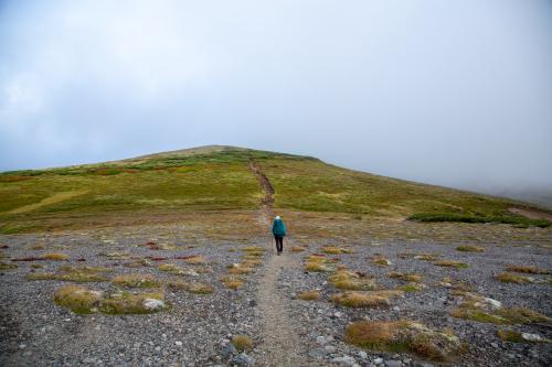 大雪高原温泉~黒岳へ縦走登山。_d0198793_12524550.jpg