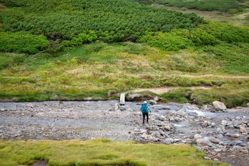 大雪高原温泉~黒岳へ縦走登山。_d0198793_12591156.jpg