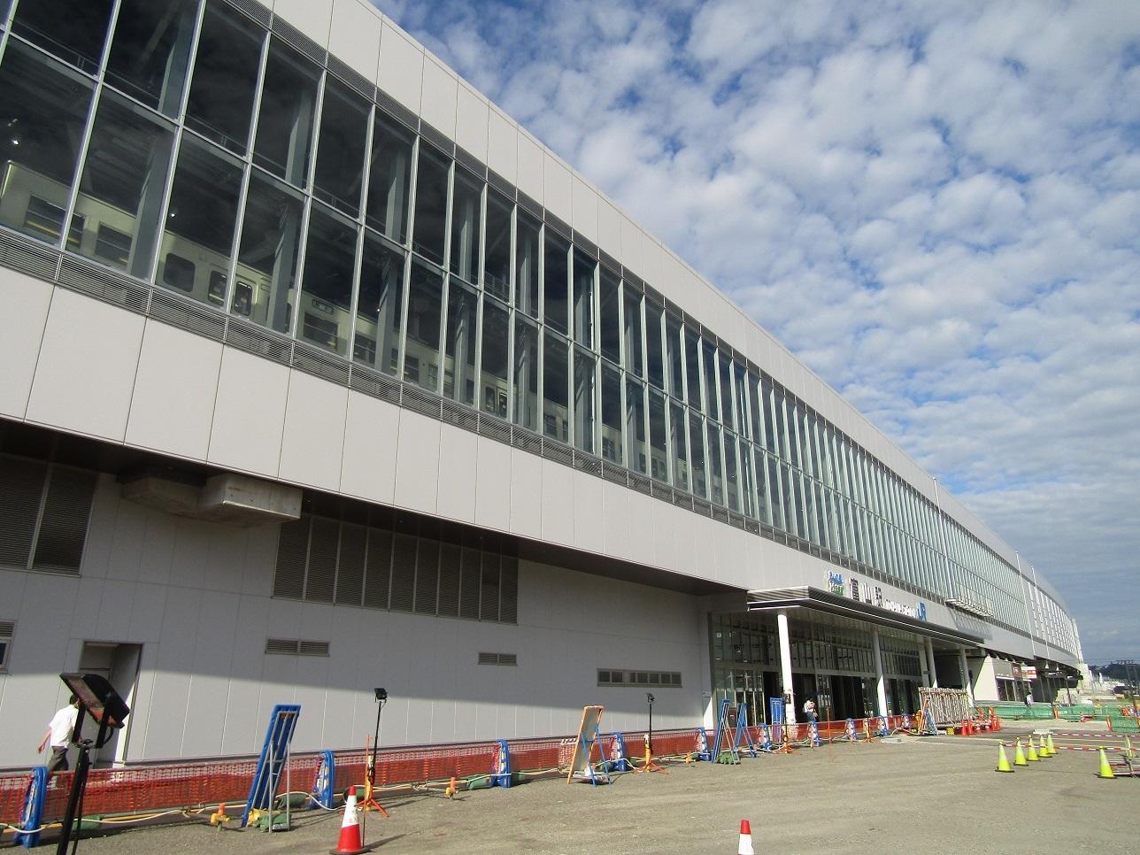 富山駅北口広場整備状況 2020.8_f0281398_19232417.jpg