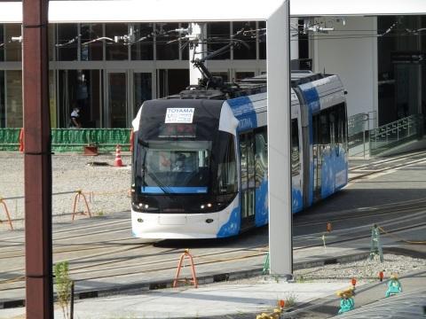 富山駅北口広場整備状況 2020.8_f0281398_20244938.jpg