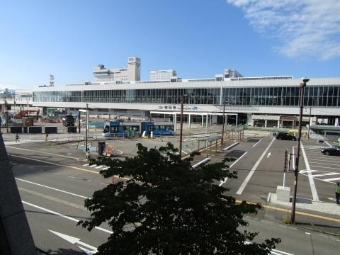 富山駅北口広場整備状況 2020.8_f0281398_20252098.jpg