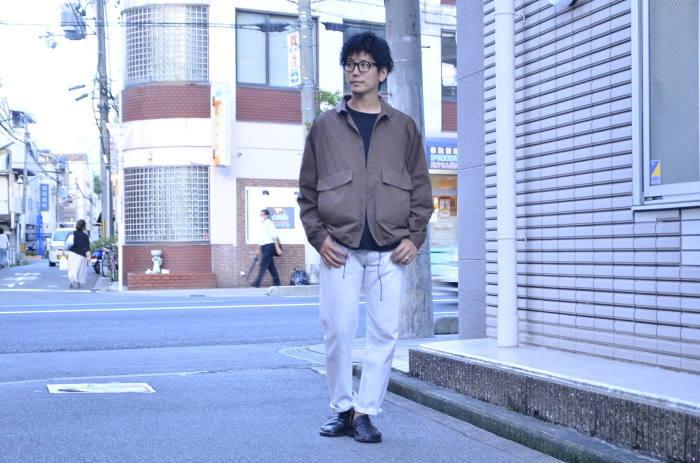 "\""AXESQUIN\""<<NYLON FIELD JKT>>Style~TKB~_c0167336_14353162.jpg"