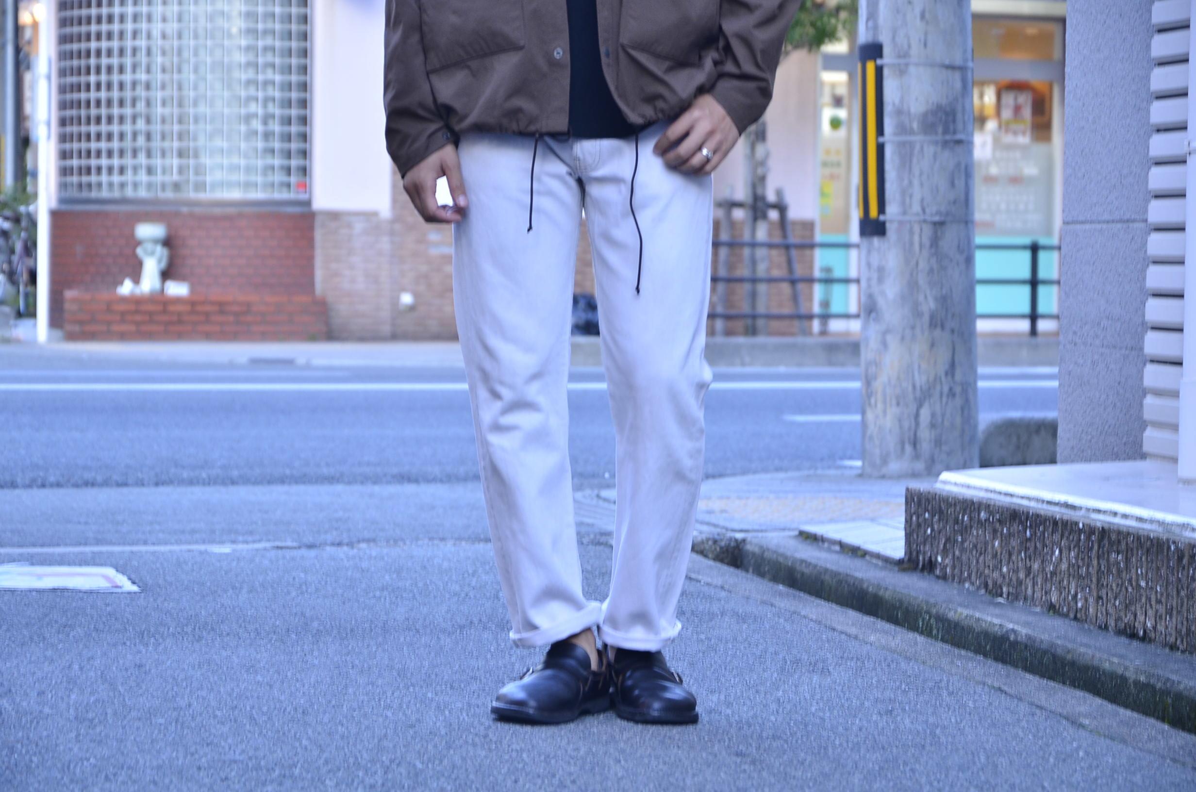 "\""AXESQUIN\""<<NYLON FIELD JKT>>Style~TKB~_c0167336_14353405.jpg"