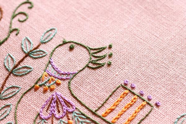 鳥の刺繍をしました_e0333647_16335597.jpg