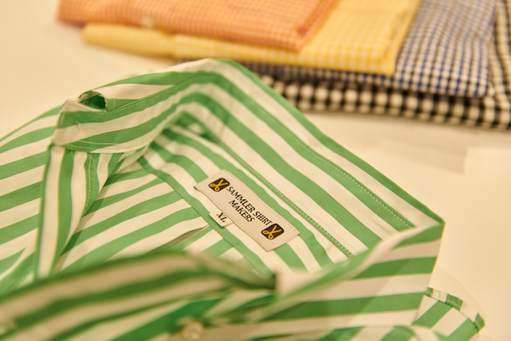 """SAMMLER SHIRT MAKERS × TheThreeRobbers BD SHIRT OXFORD 2021 - ORDER\""ってこんなこと。_c0140560_09310584.jpg"