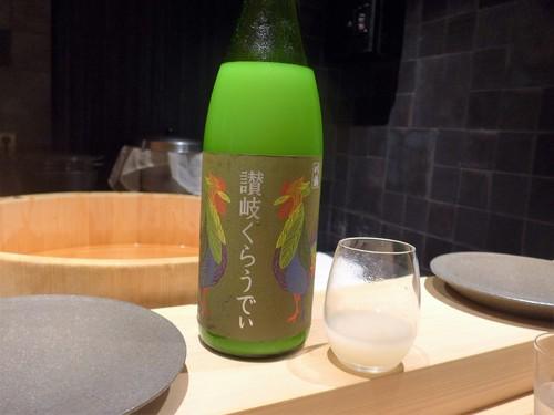 渋谷「熟成鮨 万」へ行く。_f0232060_18524593.jpg