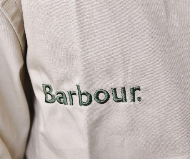 Barbour   開襟シャツ★   最高★★_d0152280_16481077.jpg