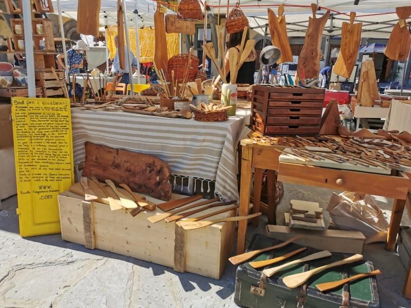 フィレンツェのオーガニック市フィエルーコラ~今回のテーマは「パン」_f0106597_04150717.jpg