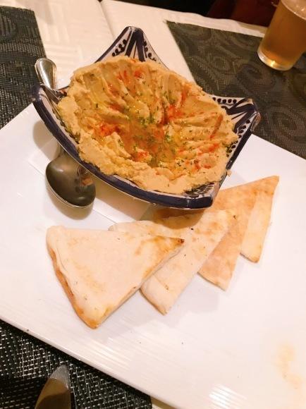 モロッコ料理『Le Maghreb Chandelier』 #040_d0317800_02420767.jpg