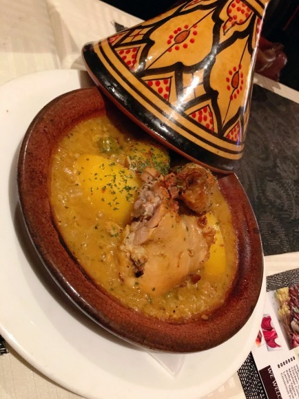 モロッコ料理『Le Maghreb Chandelier』 #040_d0317800_02421459.jpg