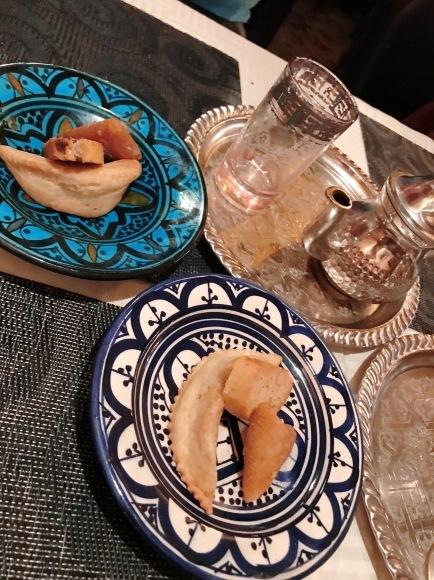 モロッコ料理『Le Maghreb Chandelier』 #040_d0317800_02421704.jpg