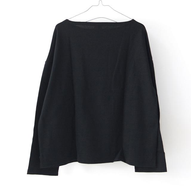 ORCIVAL [オーチバル・オーシバル] COTTON LOURD SOLID WIDE TEE [B449] コットンロード ソリッド・長袖Tシャツ 無地 LADY\'S _f0051306_17214019.jpg