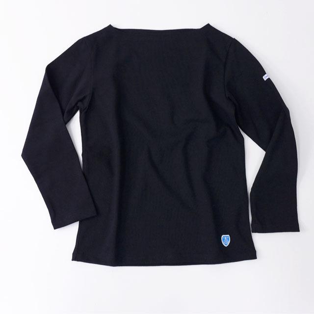 ORCIVAL [オーチバル・オーシバル] VASQUE SOLID TEE [B211] COTTON LOURD バスクシャツ  無地 MEN\'S/LADY\'S _f0051306_17264699.jpg