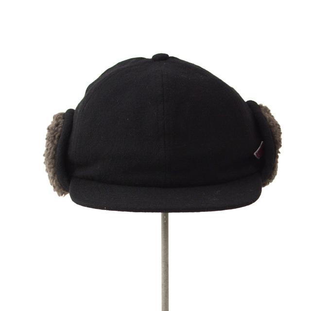 DANTON [ダントン] WOOL ETAMINE CAP [JD-7284 EKE] ウールエタミンキャップ・秋冬キャップ・MEN\'S/LADY\'S _f0051306_17353002.jpg