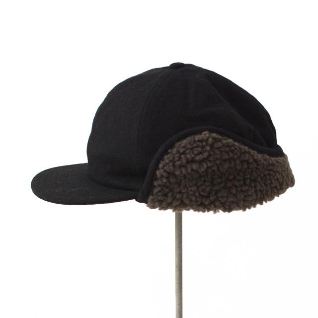 DANTON [ダントン] WOOL ETAMINE CAP [JD-7284 EKE] ウールエタミンキャップ・秋冬キャップ・MEN\'S/LADY\'S _f0051306_17353035.jpg