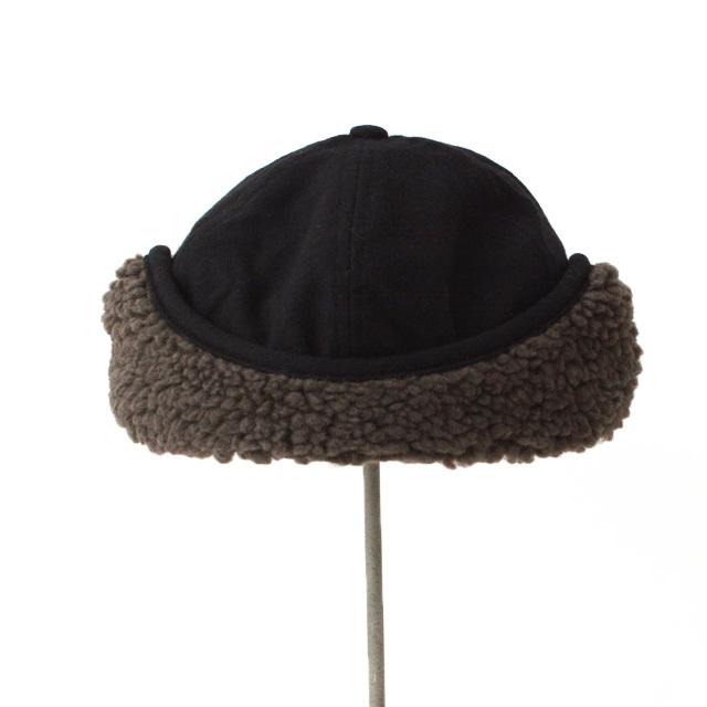 DANTON [ダントン] WOOL ETAMINE CAP [JD-7284 EKE] ウールエタミンキャップ・秋冬キャップ・MEN\'S/LADY\'S _f0051306_17353112.jpg