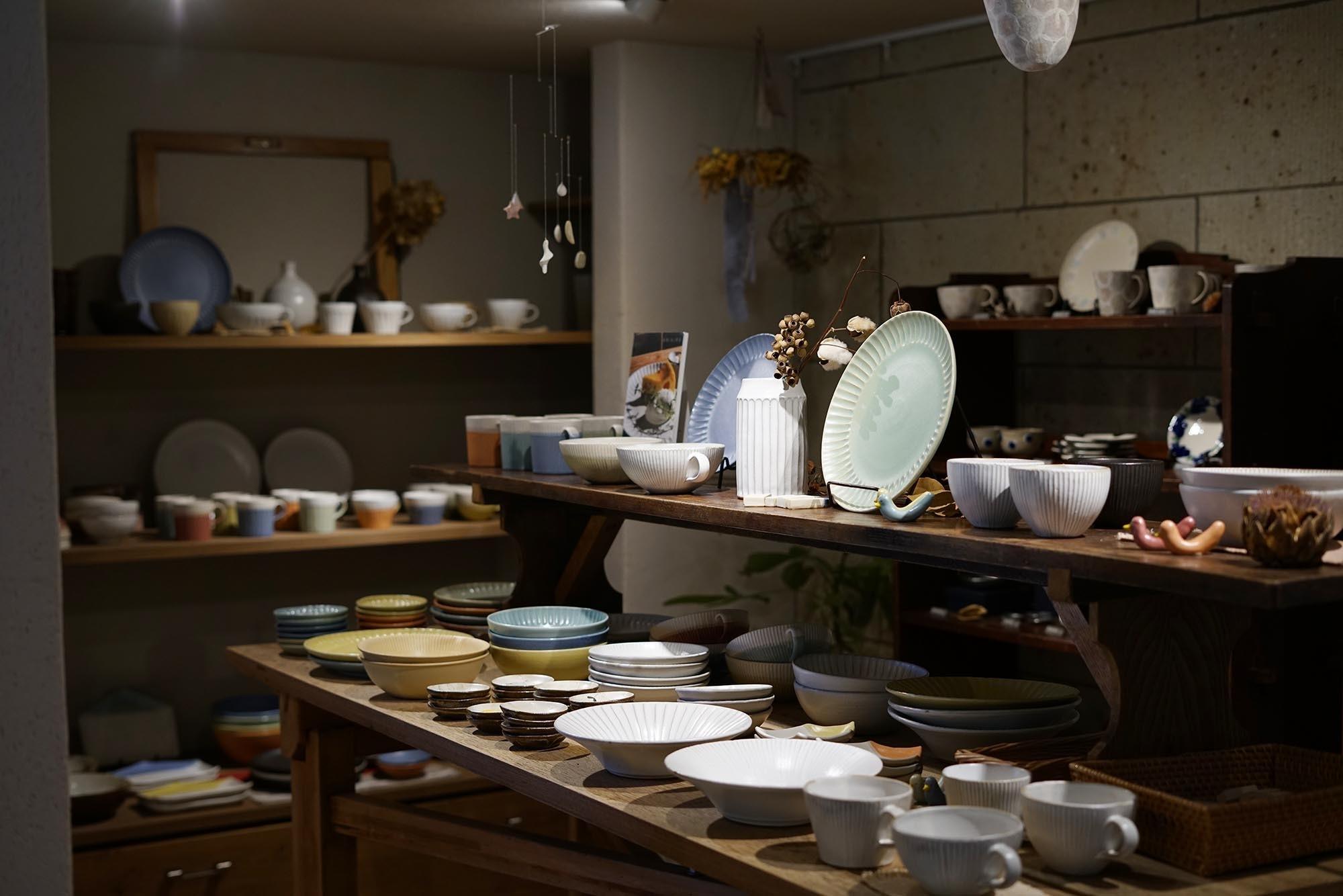 山形県上山市のCafe and Gallery 月と星で展示販売して頂いてます!。_e0114422_17470083.jpg