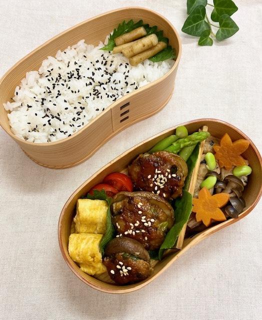 lunch box ×5 秋を待ちわびて_a0165160_11465848.jpg